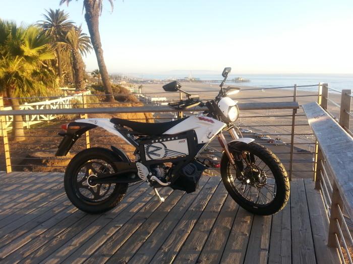 ZERO Emission Motorcycle